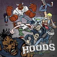 Hoods - Ghettoblaster - Cover