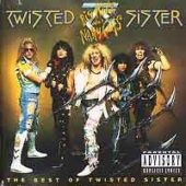 Twisted Sister - Big Hits And Nasty Cuts - CD-Cover