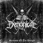 Cover - Demonical – Servants Of The Unlight