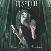 Illnath - Second Skin Of Harlequin - CD-Cover