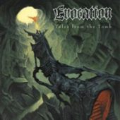 Evocation - Tales From The Tomb - CD-Cover