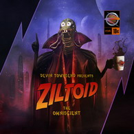 Devin Townsend - Ziltoid the Omniscient - Cover
