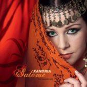Xandria - Salomé - CD-Cover