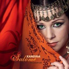 Xandria - Salomé - Cover
