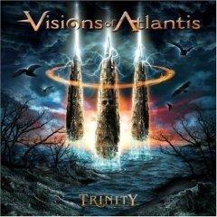 Visions Of Atlantis - Trinity - Cover