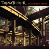 Dream Theater - Systematic Chaos - CD-Cover