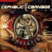 Cephalic Carnage - Xenosapien - CD-Cover