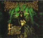 Cradle Of Filth - Eleven Burial Masses (CD/DVD) - CD-Cover