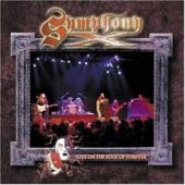 Symphony X - Live on the Edge of Forever - CD-Cover
