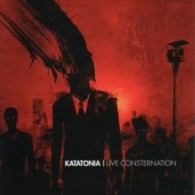 Katatonia - Live Consternation (CD + DVD) - Cover