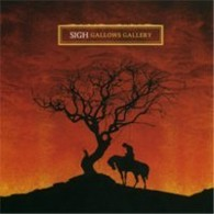 Sigh - Gallow's Gallery - Cover