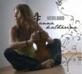 Anna Katharina - Neuland - CD-Cover