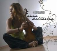 Anna Katharina - Neuland - Cover