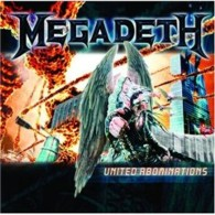 Megadeth - United Abominations - Cover