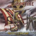 Cover - Iron Fire – Blade of Triumph