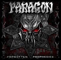 Paragon - Forgotten Prophecies - Cover