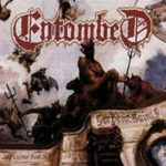 Cover - Entombed – Serpent Saints