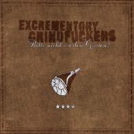 The Excrementory Grindfuckers - Bitte nicht vor den Gästen - Cover