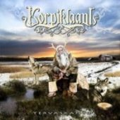 Korpiklaani - Tervaskanto - CD-Cover