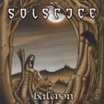 Cover - Solstice – Halcyon (Re-Release)