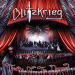 Cover - Blitzkrieg – Theatre of the Damned