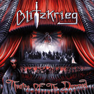 Blitzkrieg - Theatre of the Damned - Cover
