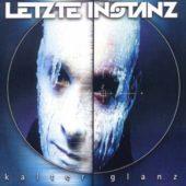 Letzte Instanz - Kalter Glanz - CD-Cover