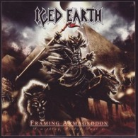 Iced Earth - Framing Armageddon (Something Wicked Part 1) - Cover