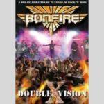 Cover - Bonfire – Double Vision (DVD)