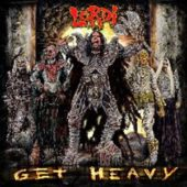 Lordi - Get Heavy - CD-Cover