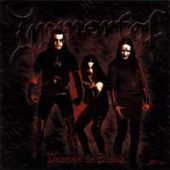 Immortal - Damned In Black - CD-Cover
