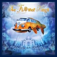 Flower Kings - The Sum Of No Evil - Cover
