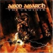 Amon Amarth - The Crusher - CD-Cover