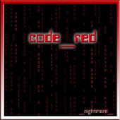 Code_red - Nightmare - CD-Cover