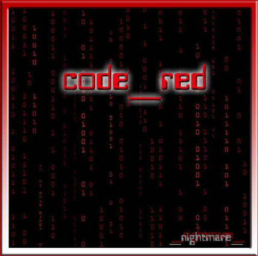 Code_red - Nightmare - Cover