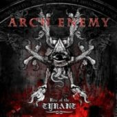 Arch Enemy - Rise Of The Tyrant - CD-Cover