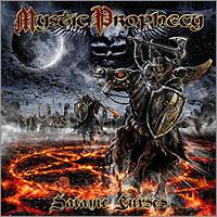 Mystic Prophecy - Satanic Curses - Cover