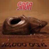 Saga - 10.000 Days - CD-Cover