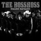 The Boss Hoss - Stallion Battallion - CD-Cover