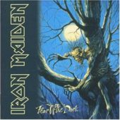 Iron Maiden - Fear Of The Dark - CD-Cover