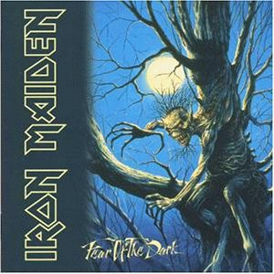 Iron Maiden - Fear Of The Dark - Cover