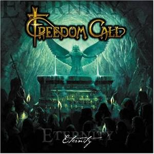 Freedom Call - Eternity - Cover