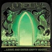 Mely - ...Leave And Enter Empty Rooms... - CD-Cover