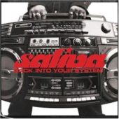 Saliva - Back Into Your System - CD-Cover