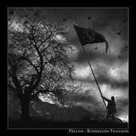 Fäulnis - Kommando Thanatos (EP/Vinyl) - Cover