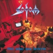 Sodom - Get What You Deserve - CD-Cover