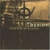 Therion - Crowning of Atlantis - CD-Cover