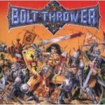 Cover - Bolt Thrower – War Master