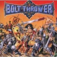 Bolt Thrower - War Master - Cover
