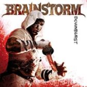 Brainstorm - Downburst - CD-Cover